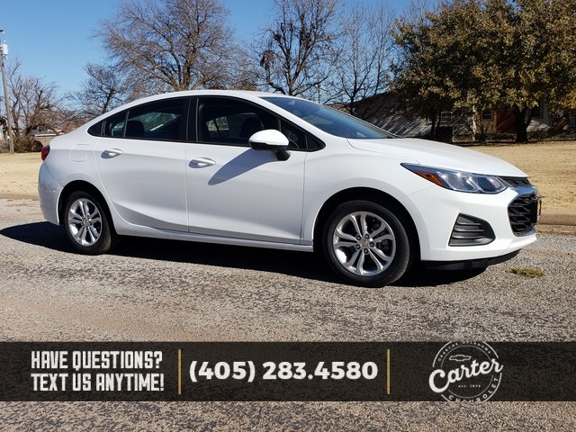 New 2019 Chevrolet Cruze CTP IN