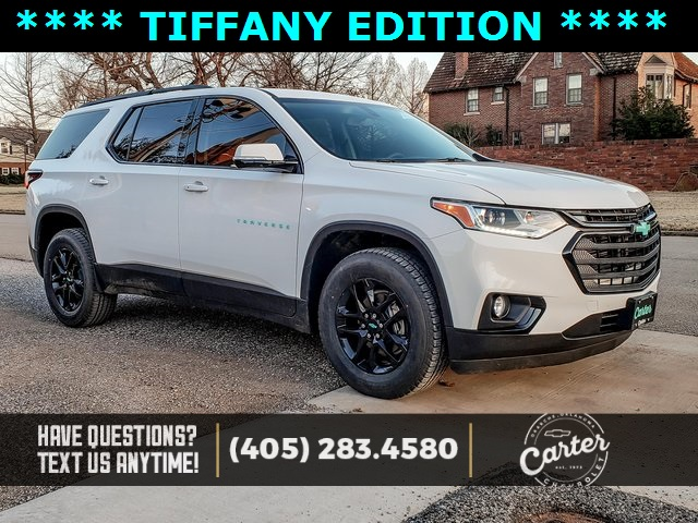 New 2019 Chevrolet Traverse TIFFANY EDITION