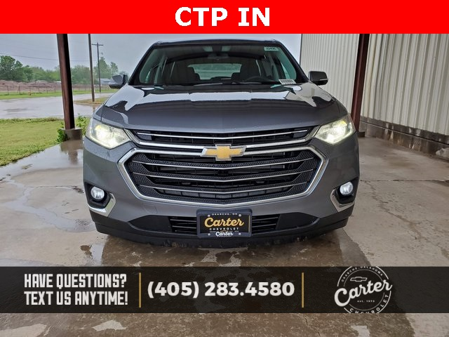 New 2019 Chevrolet Traverse CTP IN