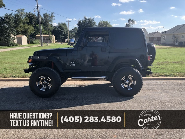 Pre Owned 1997 Jeep Wrangler Sport