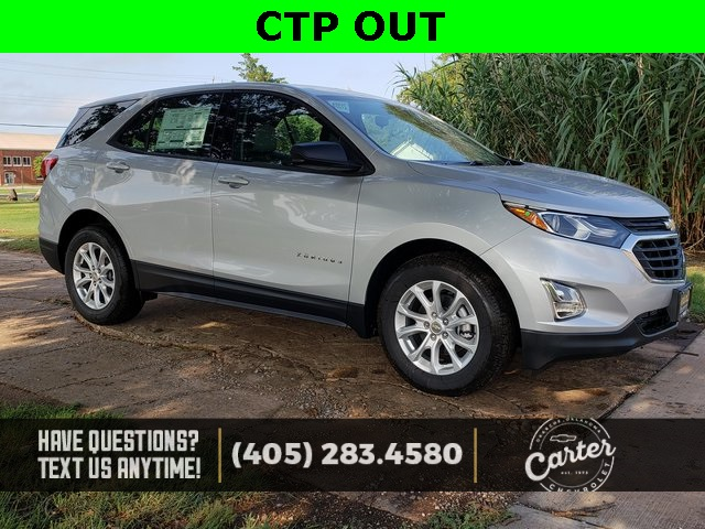 New 2019 Chevrolet Equinox CTP OUT