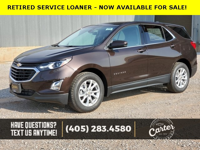 New 2020 Chevrolet Equinox CTP OUT