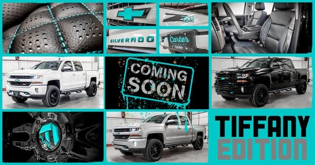 New 2018 Chevrolet Silverado 1500 LIFTED