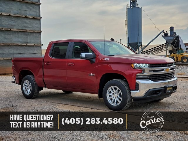 New 2019 Chevrolet Silverado 1500 TEXAS EDITION