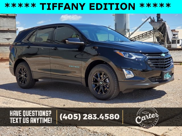 New 2019 Chevrolet Equinox TIFFANY EDITION