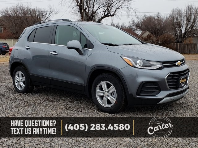 New 2019 Chevrolet Trax CTP IN
