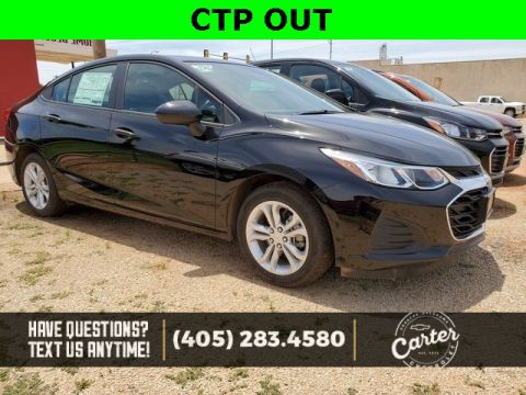 New 2019 Chevrolet Cruze CTP OUT