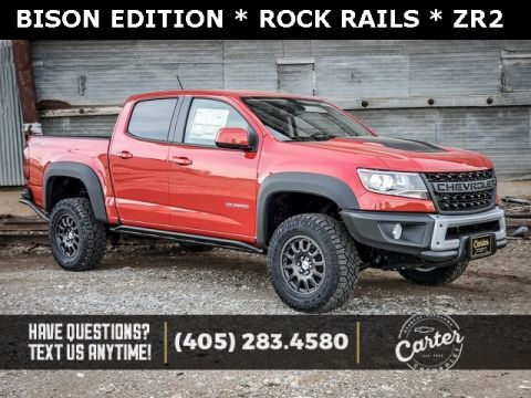 New 2019 Chevrolet Colorado ZR2 BISON