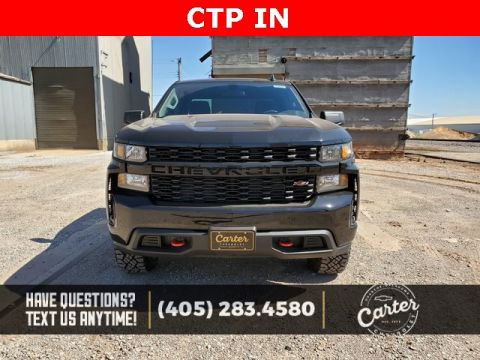 New 2019 Chevrolet Silverado 1500 CTP IN