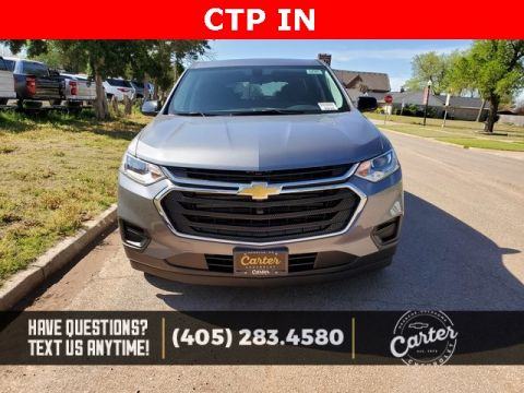 New 2019 Chevrolet Traverse CTP OUT
