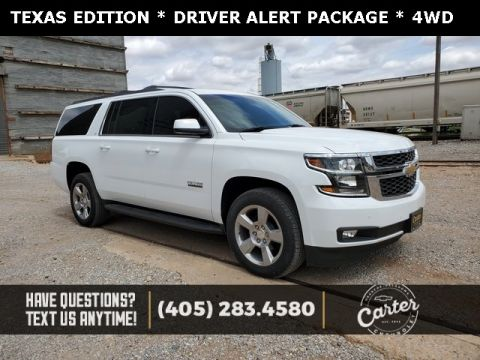 New Chevrolet Suburban For Sale Carter Chevrolet