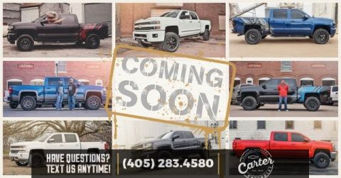 New 2019 Chevrolet Silverado 1500 LIFTED
