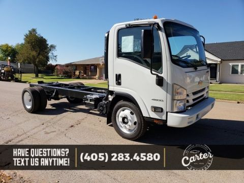 "New 2018 Chevrolet Low Cab Forward 150"" 4500"